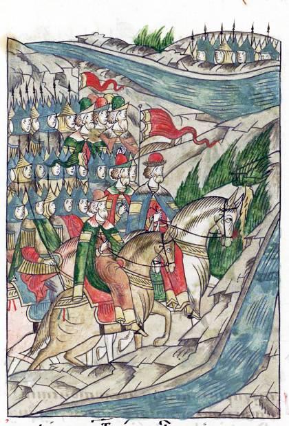 马马沃大屠杀:俄国人与俄国人作战吗?
