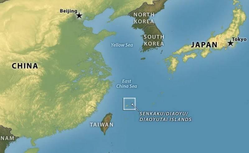 """विवादित सेनकाकू द्वीपों की रक्षा के लिए """"सैनिक"""" भेजने के लिए तैयार अमेरिका"""