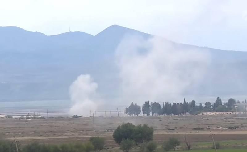 """""""청구를 진압하기 위해"""": 아르메니아는 남부 국경에 대한 선제 공격을 발표했습니다."""