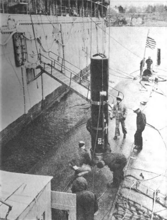 US Navy develops Hammerhead homing mine