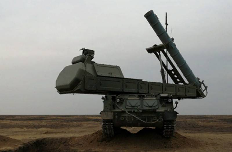 The Ministry of Defense showed a video of the exercises on the organization of layered air defense