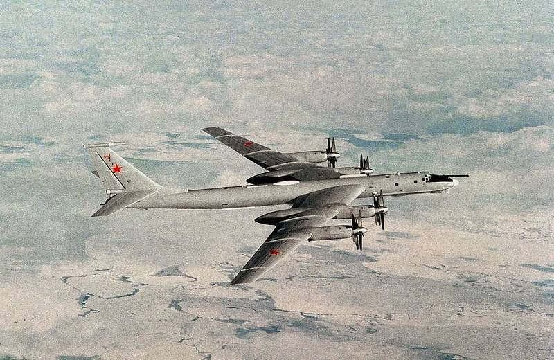 Chinese media: USSR had a bomber that the US was afraid to shoot down