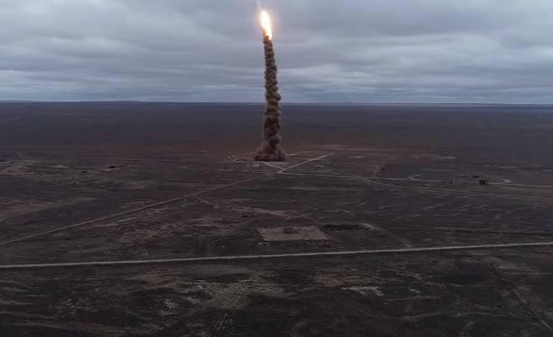 El Ministerio de Defensa mostró un video del lanzamiento de un nuevo sistema de defensa antimisiles