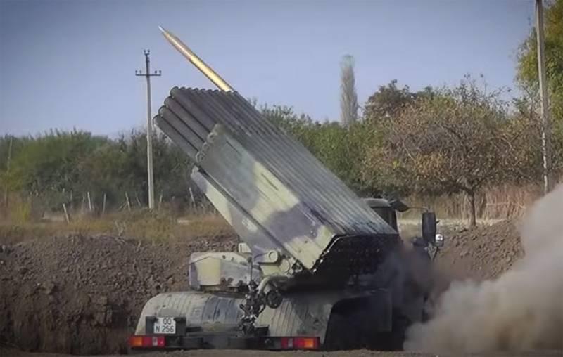 Artsakh risks being blockaded: Azerbaijani Defense Ministry showed massive artillery strike