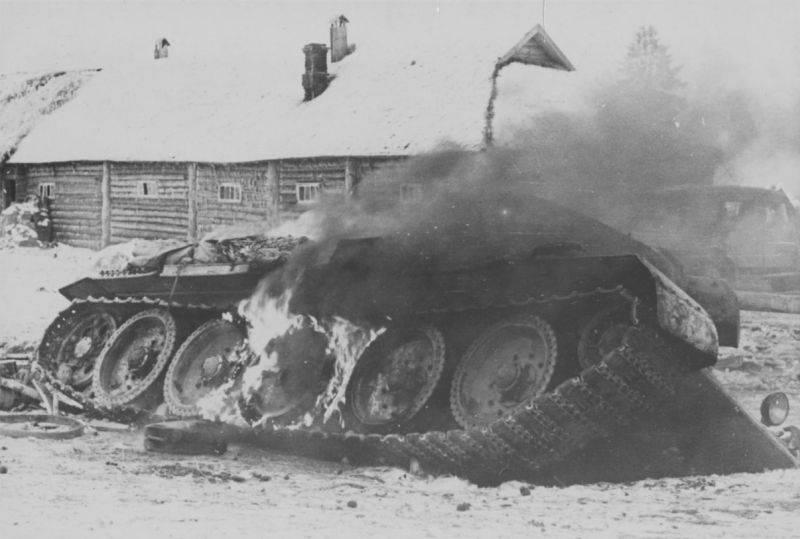 «Возможно появление течи бензина и его самовоспламенение!» Т-34 из «Красного Сормова»