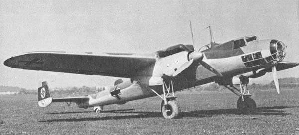 Aerei da combattimento. Luftwaffe Loser Eagles