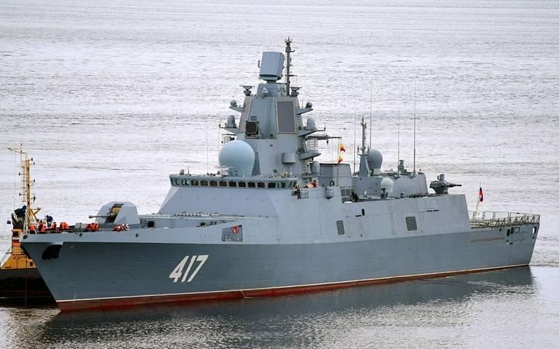 Las fragatas de la serie Admiral recibirán armas antisubmarinas de alta precisión