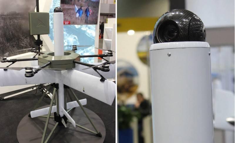 "Il nuovissimo drone kamikaze ST-35 ""Thunder"" è stato presentato in Ucraina"