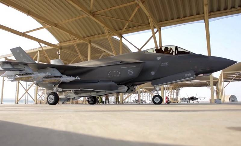 US intends to sell 50 F-35 fighters to the United Arab Emirates