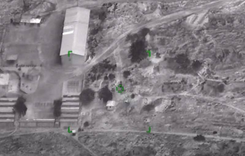 Azerbaijan's Defense Ministry showed the destruction of the Osa air defense system of the Armenian army