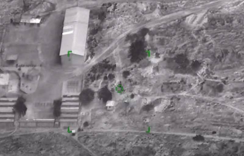 阿塞拜疆国防部展示了亚美尼亚军队Osa防空系统的破坏