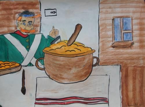 bouillie de hache