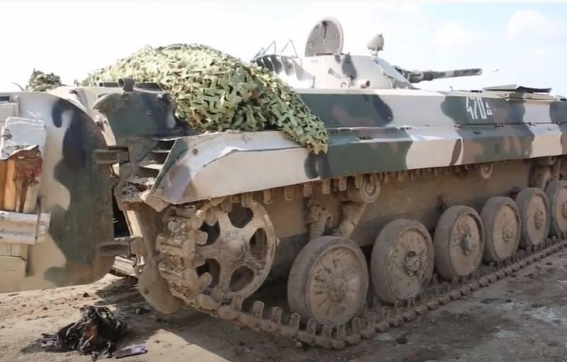 «Один боеприпас – один танк»: Минобороны Азербайджана показало уничтожение техники противника и взятые трофеи