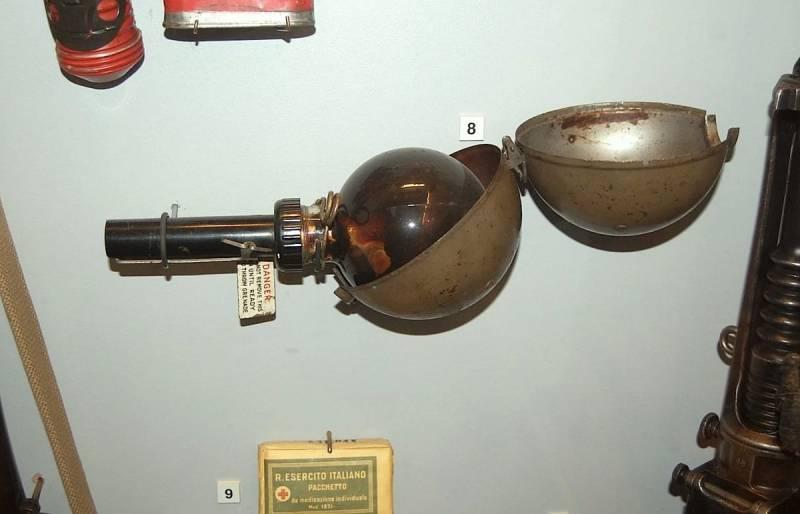 Липкая ручная противотанковая граната