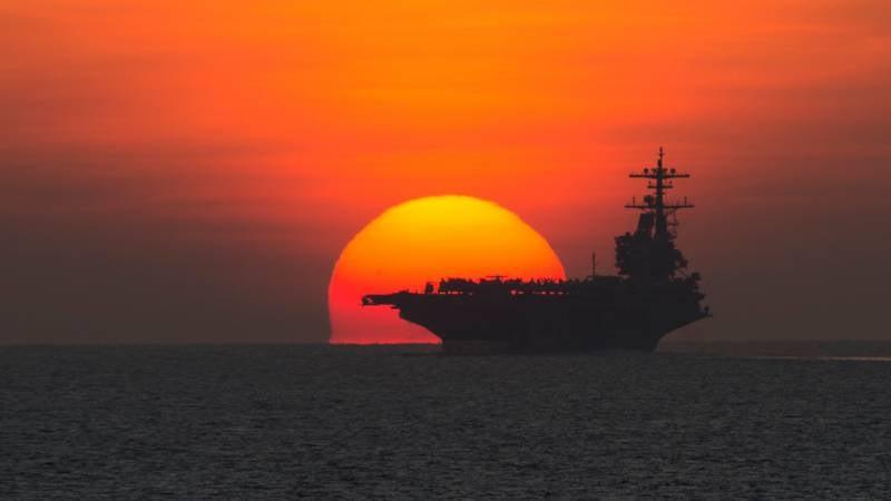 Морская война для начинающих. Выводим авианосец «на удар»