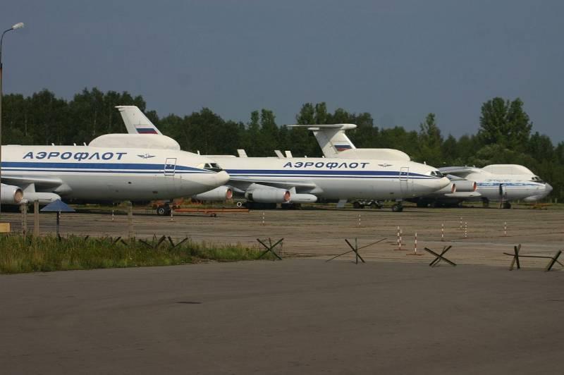Каким будет новый ВКП на базе Ил-96
