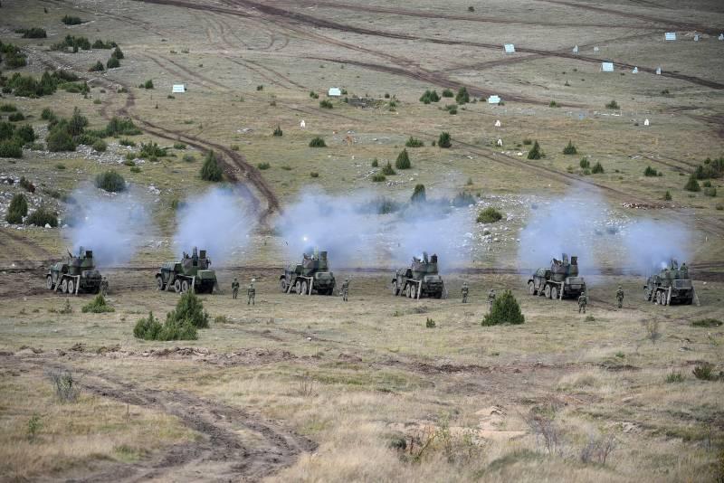Учения «Садејство 2020». Армия Сербии показывает свой потенциал