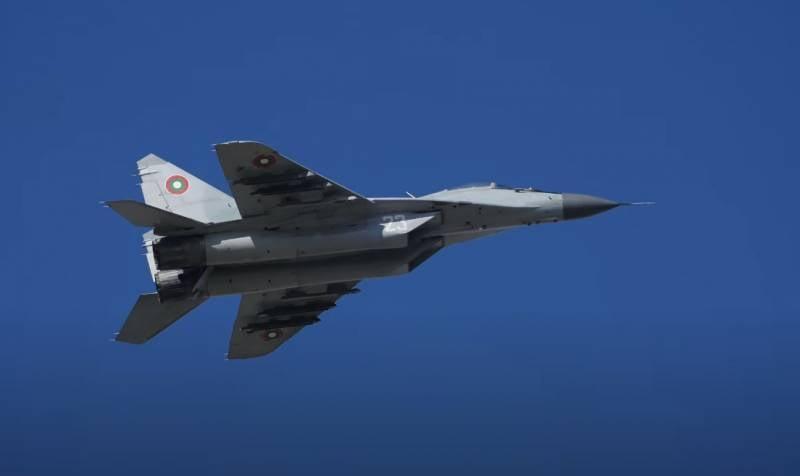«Обойдёмся без МиГ-29»: в Болгарии о сорванном Россией ремонте истребителей