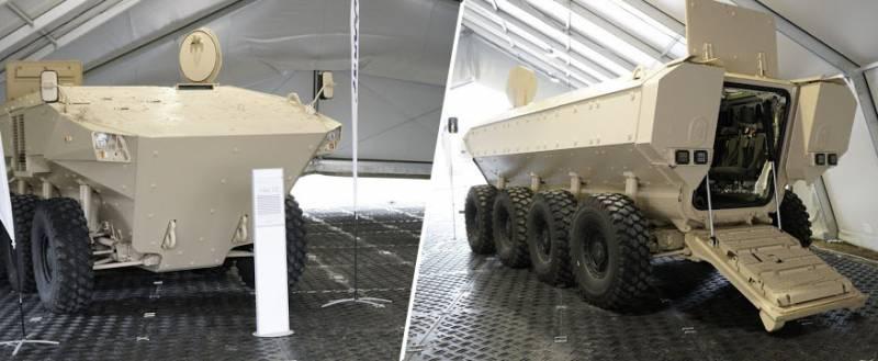 «Передвижной саркофаг»: в сети обсуждается новый бронетранспортёр от Iveco