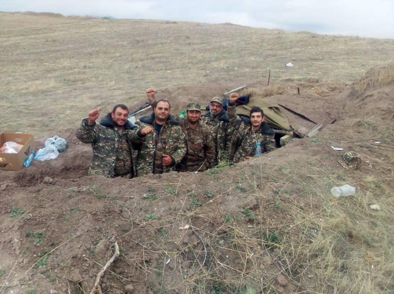 В Сенате Франции предложили признать независимость Нагорного Карабаха