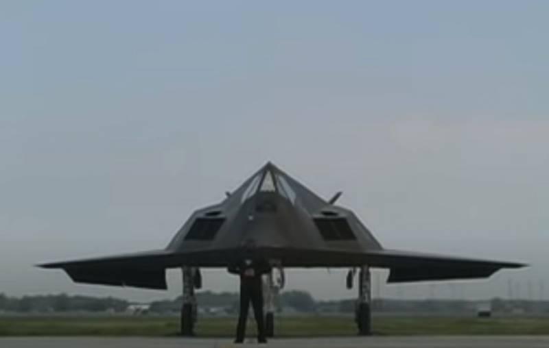 В США нашли сферу для активного применения стелс-самолётов F-117