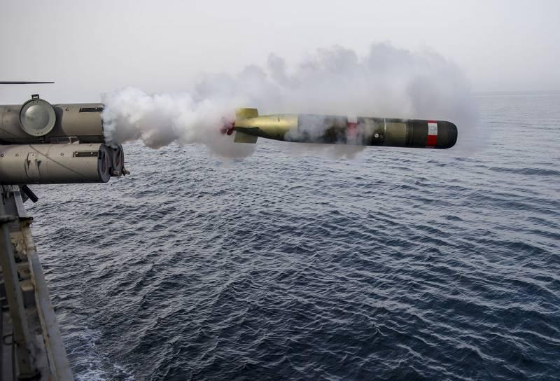ВМС США разрабатывают самонаводящуюся мину Hammerhead