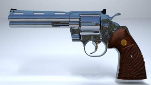 左轮手枪.357 mgnum