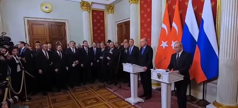 Эрдоган затронул в Центральной Азии интересы не только России, но и Китая