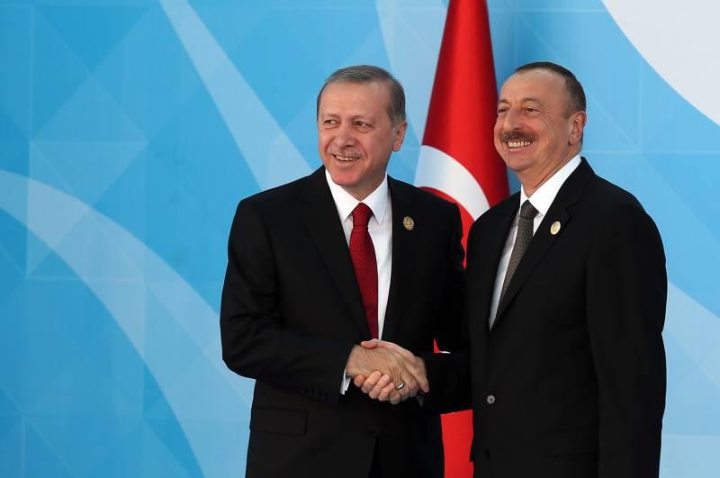 Исламские войны. Турция в кольце недоброжелателей