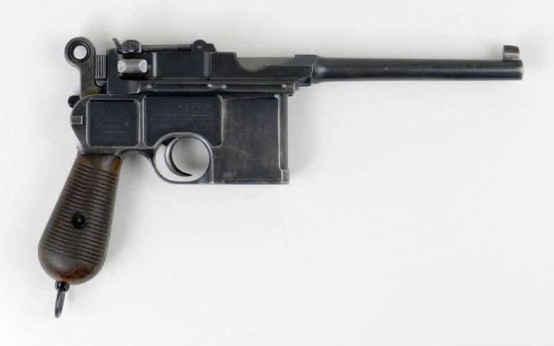 Почему отказались от пистолета «Маузер К96»