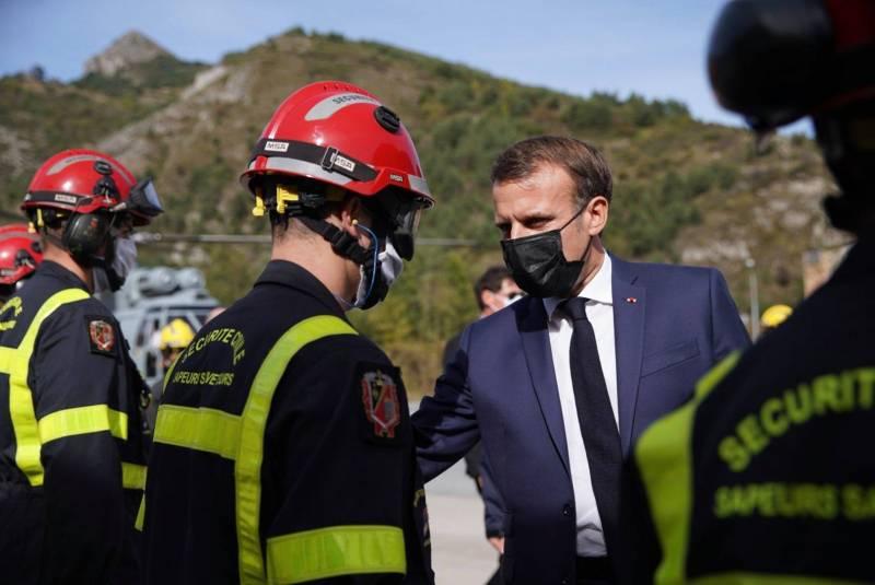 Во Франции объявлен наивысший уровень террористической угрозы