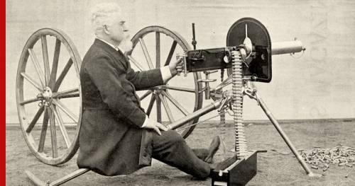 MaschinengewehrMaxim