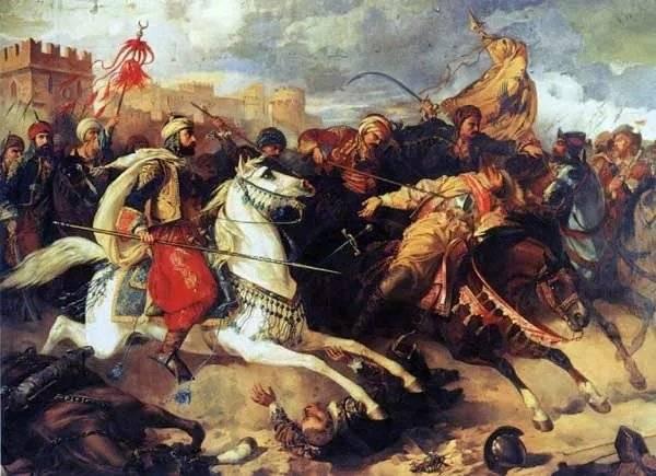 Kreuzfahrer gegen das Osmanische Reich: der letzte Feldzug