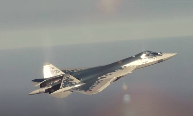 Terms of delivery of the first serial fighter Su-57 to the Russian Aerospace Forces announced