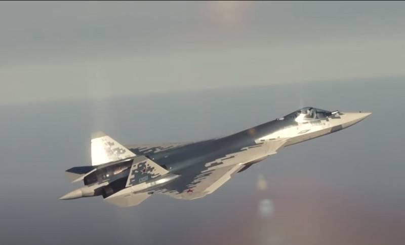 Annunciati i termini di consegna del primo caccia seriale Su-57 alle forze aerospaziali russe