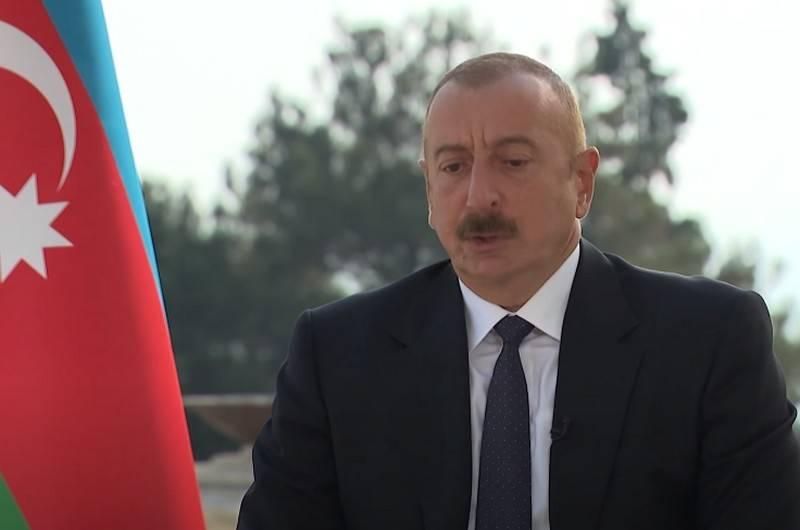 Aliyev, Rusya'nın Karabağ ihtilafında tarafsızlığı gözlemlemesi gerektiğinden bahsetti