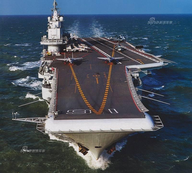 Neden hepsinin uçak gemilerine ihtiyacı var? Çin