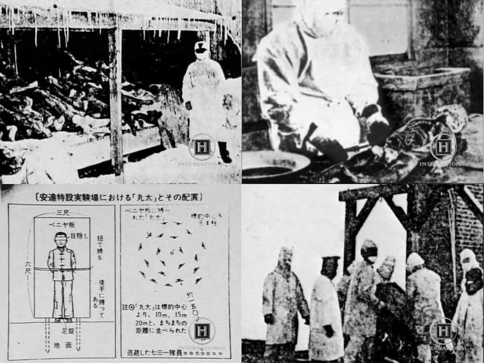 I конвейер смерти японский концлагерь отряд 731 все элеваторы контакте