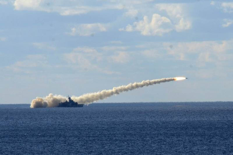 "The Ministry of Defense has completed state tests of the new anti-submarine missile system ""Answer"""