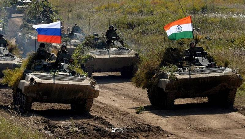 """""""We are your soul mate"""": the Russian Embassy assured India of friendship after an article by an Indian politician"""