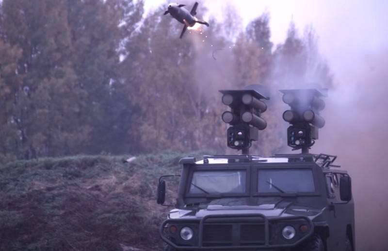 """Havadaki birlikler, ATGM """"Kornet"""" i tamamen yeniden donatan ilk kişiler olacak"""