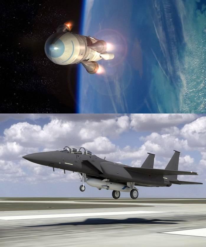 Para o espaço em um foguete meteorológico: projetos de veículos lançadores ultra-pequenos