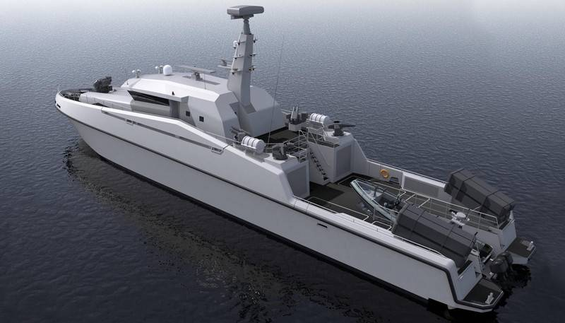 Britain offers Ukraine boats with Norwegian missiles