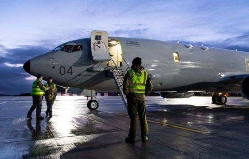 British Air Force replenished with fourth P-8A Poseidon anti-submarine aircraft