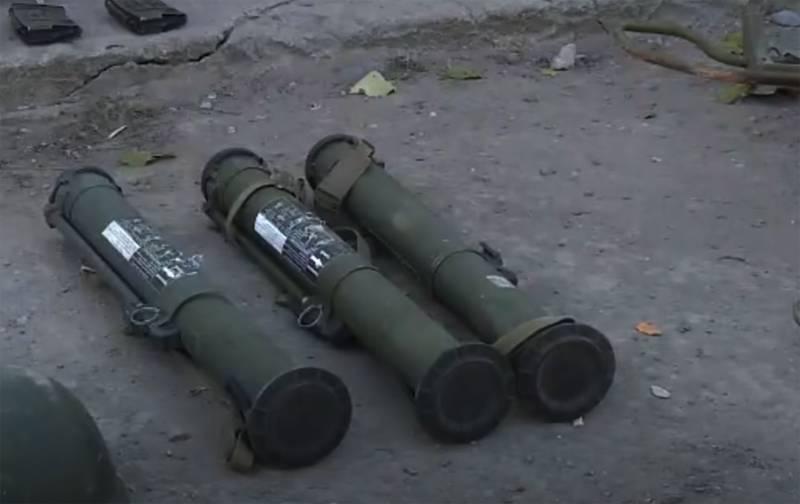 아제르바이잔 국방부, Nagorno-Karabakh에서 사보타주 작전 확인