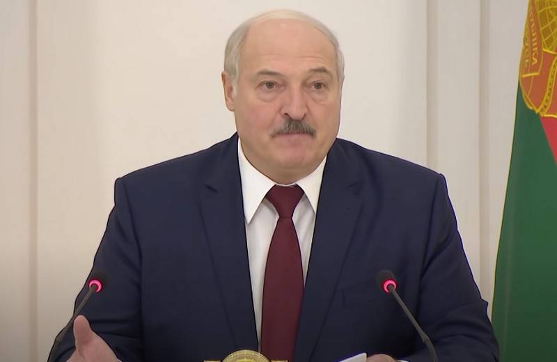 """This decision will not remain unanswered"": Minsk will respond to EU sanctions against Lukashenko"
