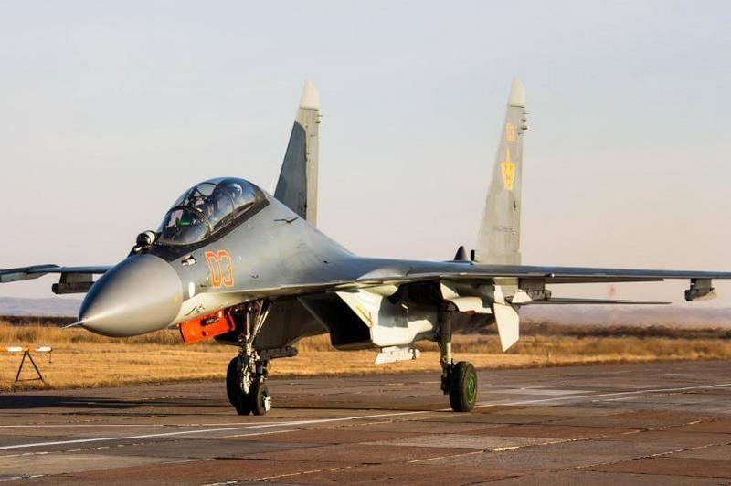 La Fuerza Aérea de Kazajstán se repone con un enlace de cazas multifuncionales Su-30SM