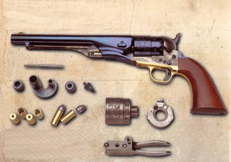 I revolver della vedova Colt