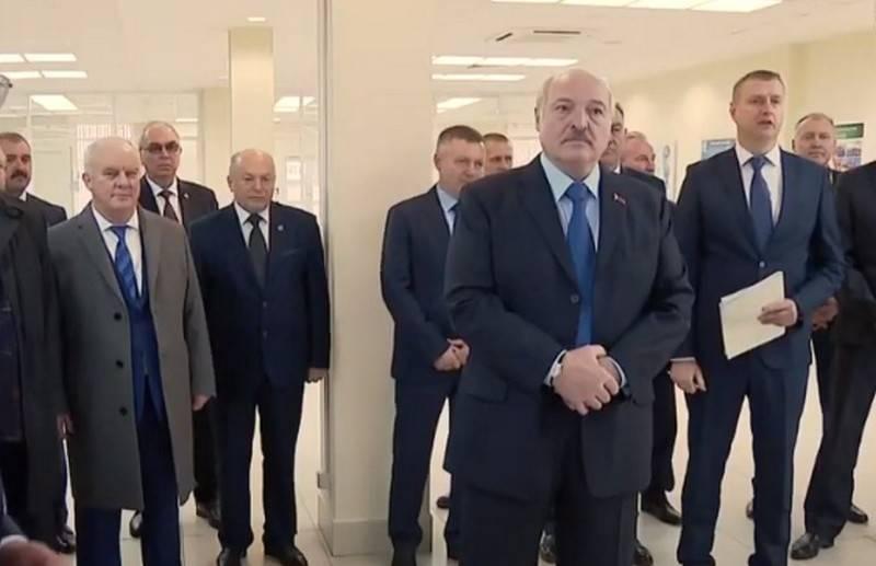 「まるで地下鉄が建設されたかのように」:ルカシェンカはベラルーシを核保有国と宣言した