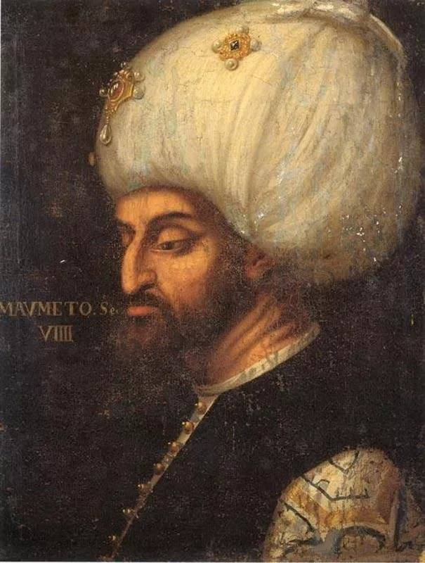 """""""Game of Thrones"""" in the Ottoman Empire. Fatih law"""